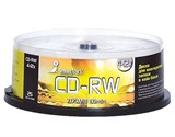 "Диск CD-RW ""Smart Track"" 700Mb, 4-12х (25 шт. в боксе)"